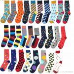 Chaussettes colorées homme : la sélection des bitonios les plus funs