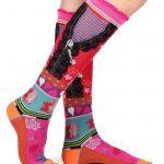 Chaussettes fantaisies pour femme : les plus jolies chaussettes