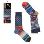 Chaussettes fantaisies pour homme : les chaussettes les plus sympa