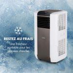 Comparatif climatiseur mobile : la sélection des bitonios les plus funs