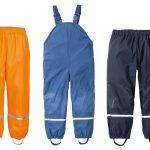 Pantalon impermeable enfant : la sélection des bitonios les plus funs